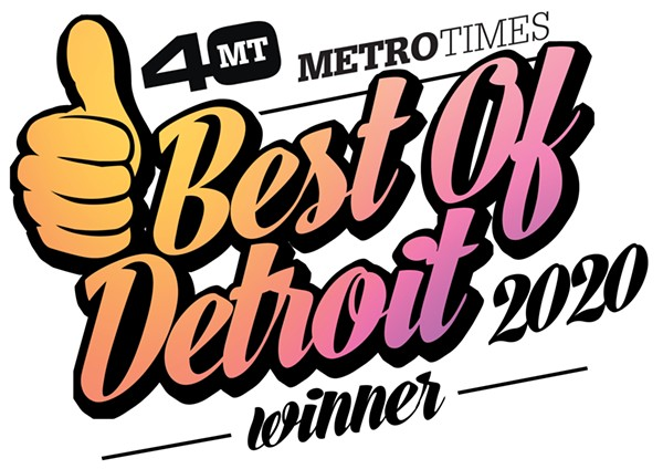 Best Of Detroit 2020 Winner